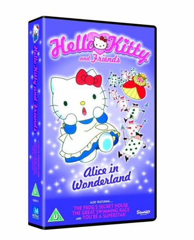 Preisvergleich Produktbild Hello Kitty - Alice [VHS] [UK Import]