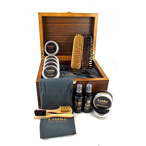 loake-noce-valet-box-marrone