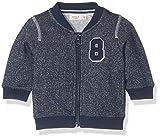 NAME IT Baby-Jungen Sweatshirt Nitsalm Sweat Card Mznb Ger, Blau (Dress Blues), 68
