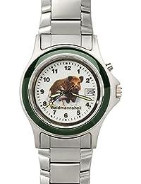 Greiner reloj 'Waidmannsheil' 1217-CFM