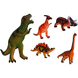 globo los animales dinosaurios esponjoso