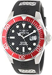 Invicta Pro Diver Men's Analogue Classic Quartz Watch With Polyurethane Strap – 12561