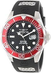 Invicta Pro Diver Men's Analogue Classic Quartz Watch With Polyurethane Strap – 12561