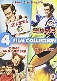 Jim Carrey 4-Film Collection [DVD]