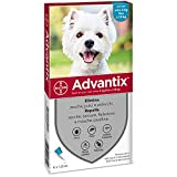 Bayer advantix x chiens 4-10 kg.