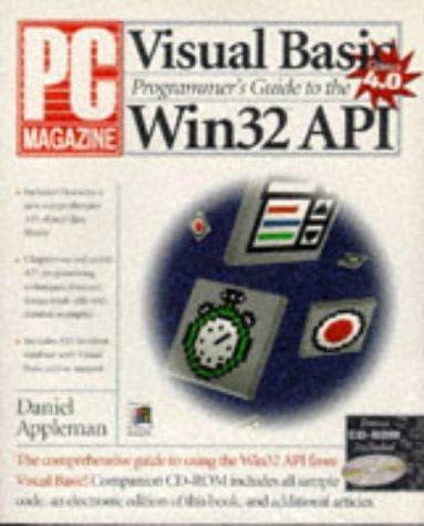 Visual Basic Programmers Guide to Win32 API (MCP-Imprint Ziff-Davis-Press)