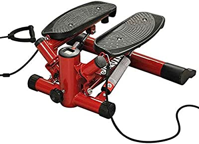 Fitness House FH - Stepper, color rojo