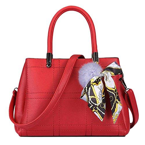 Singoli Borsa Delle Donne Di Modo Delle Messenger Bag Borsa Donna Blu Blu Rosso
