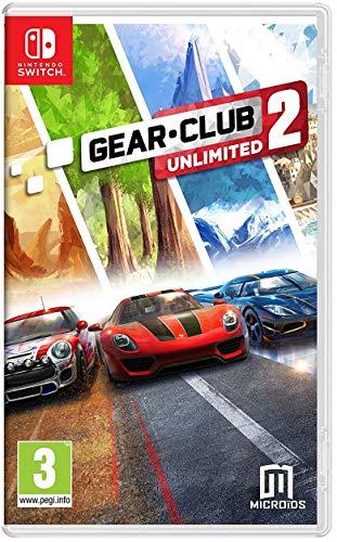 Gear Club Unlimited 2 (Nintendo Switch)