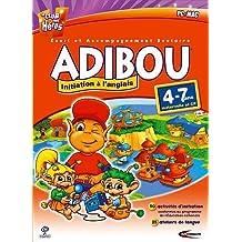 Adibou - initiation a l'anglais 2006 : maternelle et CP (4-7 ans)