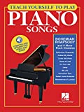 Teach Yourself To Play Piano Songs: Bohemian Rhapsody And 9 More Rock Classics (Book/Online Media)