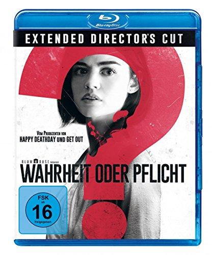 Wahrheit oder Pflicht - Extended Director's Cut [Blu-ray]