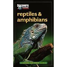 Explore Your World Handbook: Reptiles And Amphibians
