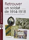 Retrouver un soldat de 1914 1918