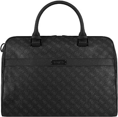 Sac bagage 48H Homme GUESS siglé noir