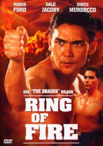 Ring of Fire 1 - Of Ring Fire-film-dvd