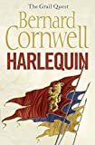 Front cover for the book Harlequin by Bernard Cornwell
