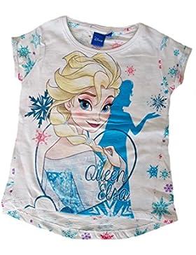Disney - Camisetas Frozen El reino del hielo - 5 ANS, Blanc