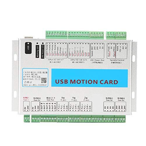 Keenso CNC USB Karte USB Motion Control Karte Mach4 3 Achsen Breakout Board  CNC 2000KHz Unterstützung Windows System