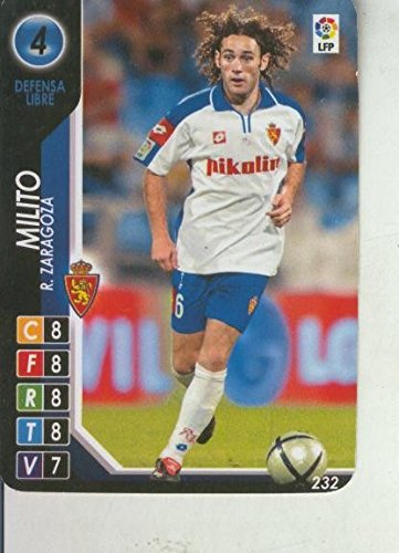 Derby Total 2004-2005: R.Zaragoza numero 04: Milito