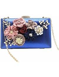Amazon.it  Borsa O Bag blu - Piccola (Fino a 19 cm)   Borse  Scarpe ... fbacf877abe