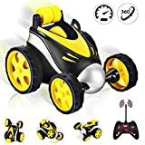 TTMOW Ferngesteuerte Auto, RC Stunt Auto Fernbedienung 360°Drehung, 2.4GHz Ferngesteuertes Rennauto für Kinderspielzeug für Jungen Mädchen
