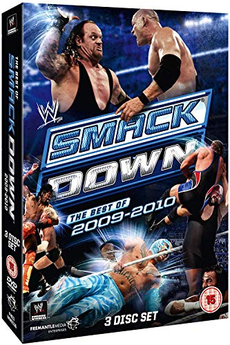 WWE: Smackdown - The Best Of 2009-2010 [DVD] [UK Import]