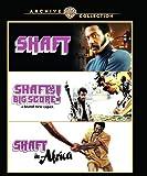 Shaft (Triple Feature) (3 Blu-Ray) [Edizione: Stati Uniti]