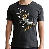 Overwatch Herren T-Shirt Tracer Cheers Luv Baumwolle grau - L