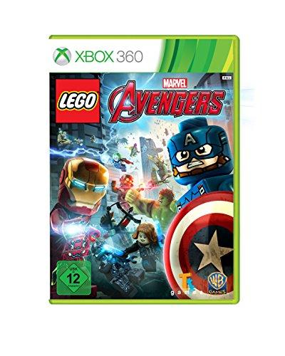LEGO Marvel Avengers - [Xbox 360] - Die Billig-spiele Für 360 Xbox