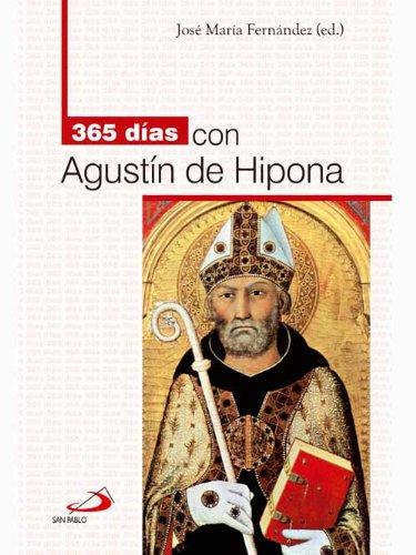 Libros Ebook Descargar 365 días con San Agustín de Hipona Kindle Lee Epub