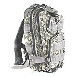 Rucksack, Angelrucksack, GP-CAMO Outdoor- Back Pack mit vielen Taschen