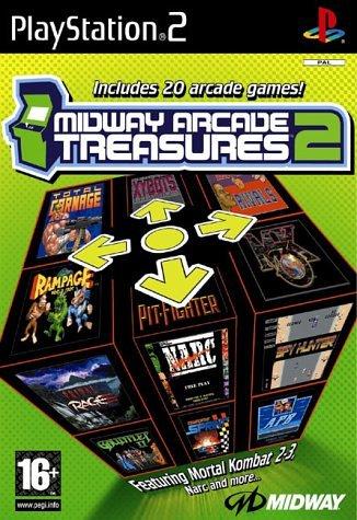 Midway Arcade Treasures 2 (Treasures 2 Arcade Midway)