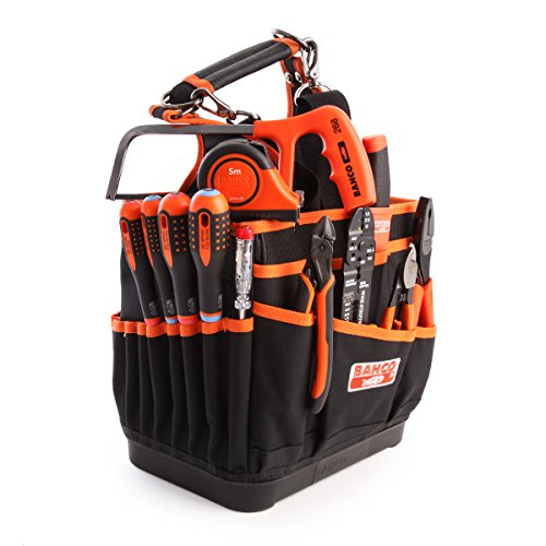 cutter screwdrivers 12 Piece Set Bahco Electricians Tool Pouch Kit B4750-ETK