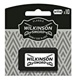 Wilkinson Sword Classic Double Edge Safety Razor Blades X10