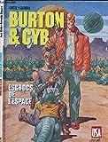BURTON ET CYB. Tome 1