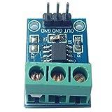 Uzinb MAX471 intelligente Elettronica 3A Gamma di corrente del modulo del sensore di corrente modulo di rilevazione