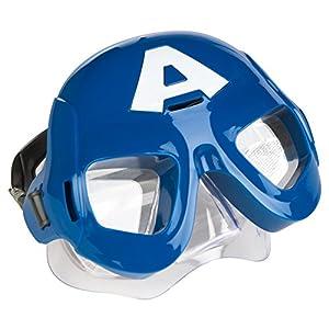 Eolo - AVENGERS Máscara buceo infantil Capitán América(ColorBaby 53480)