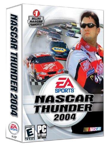 EA Nascar Thunder 2004 PC Spiel Auto-Rennen Rennspiel Classic Game Retro CD (Retro-rennen)