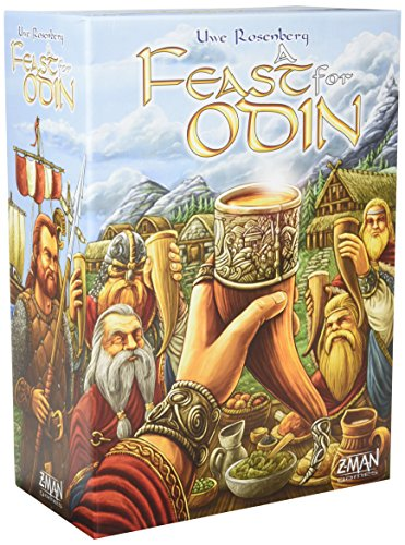 "Z Man Games ""A Feast for Odin"" Game"