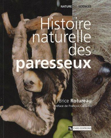 Histoire naturelle des paresseux