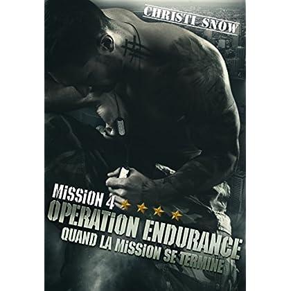 Mission 4 : Opération endurance: Quand la mission se termine #4