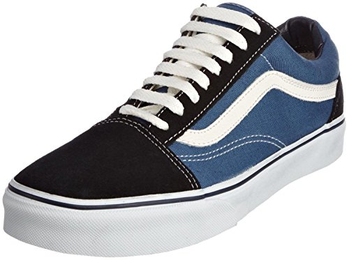 vans-old-skool-navy-white-red-unisex-suede-skate-trainers-shoes-3