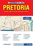 Pretoria Street Guide  1 : 20 000: Including Towns of Gauteng, North-West & Limpopo
