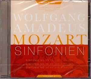 Mozart: Sinfonien, Vol. 6 - No. 19/16/54