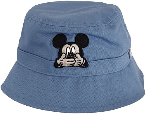 6e2a01cbad31 Chapeau Bob Bébé Disney Expression Mickey Mouse bleu NEW ERA - Nourrisson - Taille  Unique