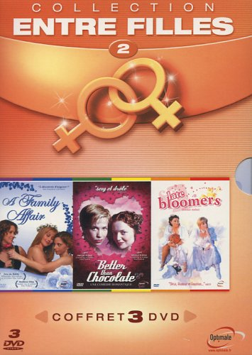 Collection Entre Filles, Vol.2 : Better Than Chocolate / A Family Affair / Late Blommers - Coffret 3 DVD [Edizione: Francia]
