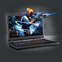 GameMachines Gamebook GTX - Gaming Notebook (17,3 Zoll Full HD IPS Matt, G-Sync) - Intel Core i7 Prozessor - NVIDIA GeForce GTX - Desktop Ersatz - Individuell KONFIGURIERBAR