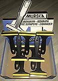 Murska Eisschaber Ice Schaber Messing Eisschaber ORIGINAL AUS FINNLAND