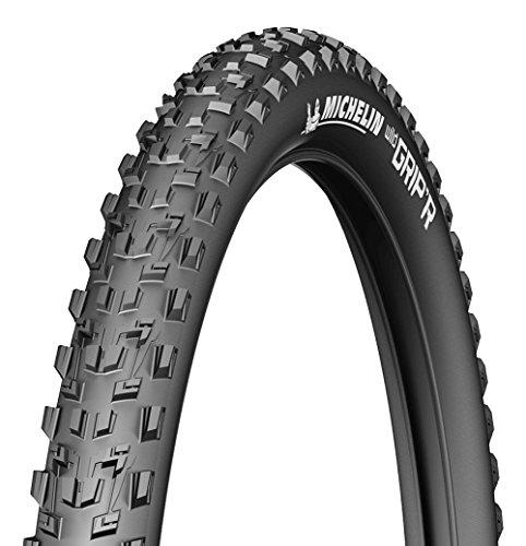 Michelin Wild Grip'R Pneumatico per MTB, Nero, 26x2,2557 559